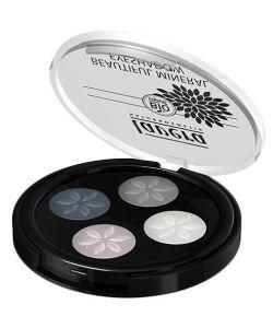 Quattro Eyeshadow No. 01 - Smoky Grey BIO, part