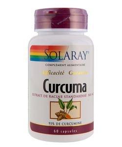 Curcuma, 60capsules