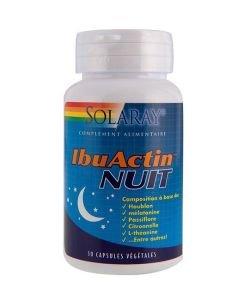 IbuActin Nuit- DLU 02/2020, 30capsules
