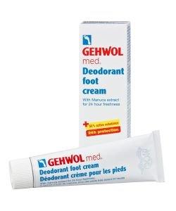 Crème déodorante pour les pieds, 75ml