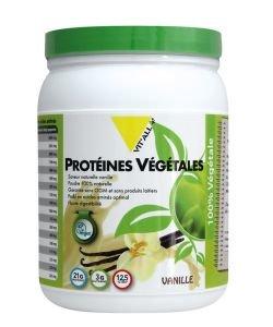 Protéines Végétales- Vanille
