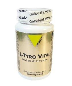 L-Tyro Vital Equilibre de la thyroïde, 30comprimés