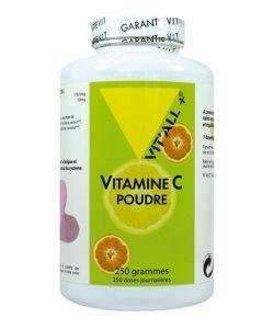 Vitamine C en poudre, 250g