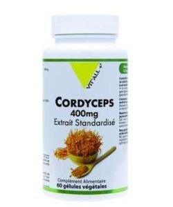 Cordyceps 400 mg, 60gélules
