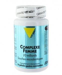 Complexe Femme, 30gélules