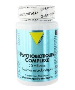 Psychobiotics Complex, 30capsules