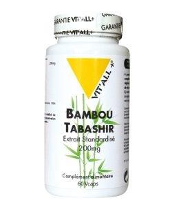 Bambou Tabashir, 60gélules