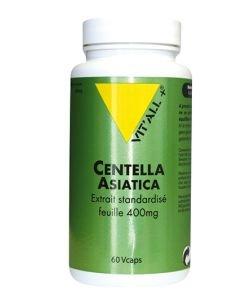 Centella asiatica, 60gélules