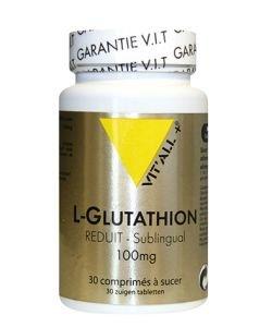 L-Glutathion sublingual
