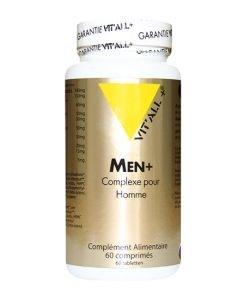 Men+, 60comprimés