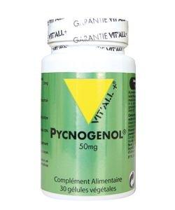 Pycnogenol 50 mg, 30gélules
