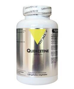 Quercetine 100% végétale, 120gélules