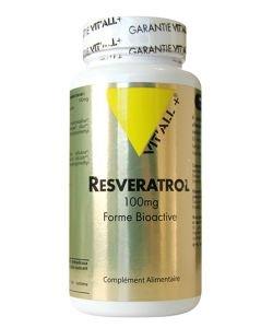 Resveratrol 100 mg, 60gélules
