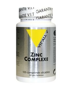Zinc Complexe, 100comprimés