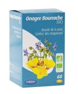 Evening Primrose Borage Fish - Omega 3 and 6