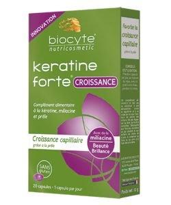 Kératine Forte Croissance, 20capsules