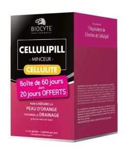 Pack Cellulipil, 180 gélules