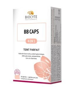 BB Caps, 60gélules