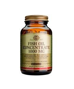Huile de Poisson Concentrée 1000 mg, 60softgels