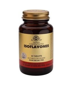 Isoflavones Super Concentrées, 30comprimés