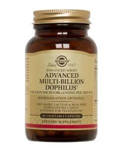 Advanced Multi-Billion Dophilus, 60gélules