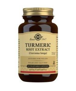 Extrait de Racine de Curcuma (Turmeric Root Extract), 60gélules