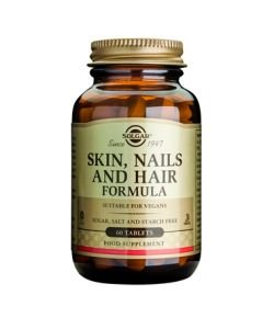 Peau, Ongles, Cheveux (Skin, Nails and Hair Formula), 60 comprimés