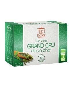 Chun Cha - Thé vert grand cru BIO, 90sachets