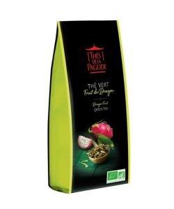 Thé Vert Fruit du Dragon BIO, 100g