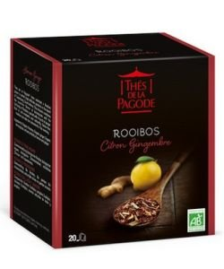 Rooibos Citron-Gingembre