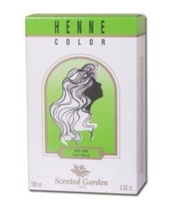 Henné Neutre