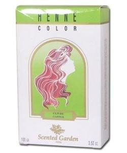 Henné Cuivre