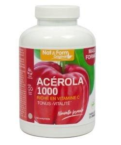Acérola 1000, 100comprimés