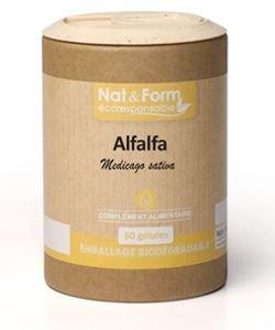 Alfalfa, 60gélules
