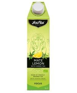 Infusion glacée Maté citron BIO, 1L