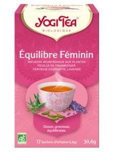 Équilibre Féminin - Infusion ayurvédique