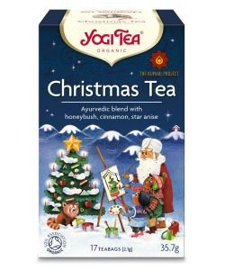 Christmas Tea BIO, 17 sachets