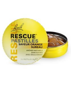 Rescue® Pastilles - Orange - Sureau , 50 g