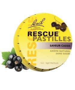 Rescue® Pastilles - Cassis