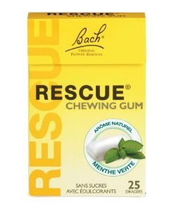 Rescue® Chewing-gum, 37g