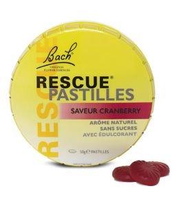 Rescue® Pastilles - Cranberry, 50g