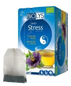 Infusion anti-Stress (passiflore-mélisse)