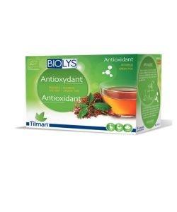 Infusion Antioxydant (rooibos - thé vert) BIO, 24sachets