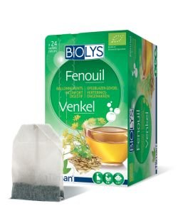 Infusion fenouil (Ballonnements)