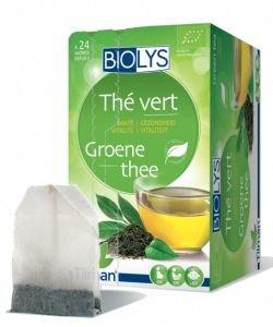 Infusion thé vert (Santé & Vitalité)