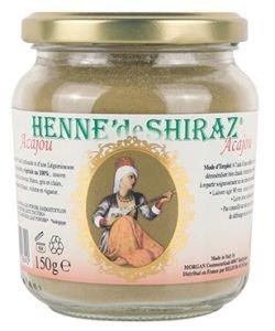Henné de Shiraz Acajou