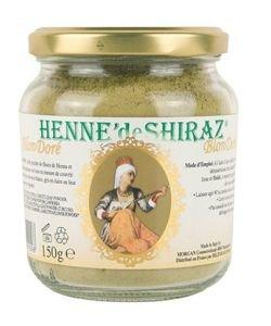 Henné de Shiraz Blond doré