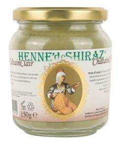 Henné de Shiraz Châtain clair