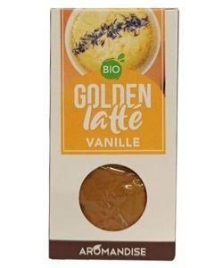 Golden Latte Curcuma/Vanille BIO, 60g