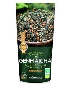 Green Tea & Rice Genmaicha